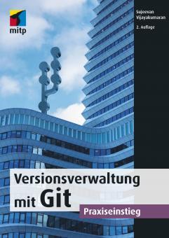 Cover der zweiten Auflage des Git-Buches